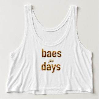 Baes for Days Singlet