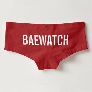 Baewatch Funny Boyshorts