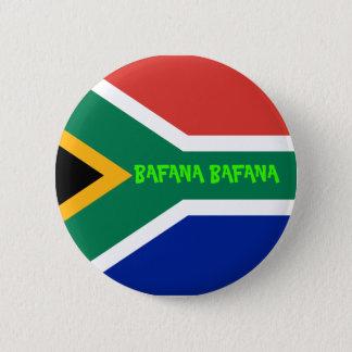 BAFANA BAFANA 6 CM ROUND BADGE