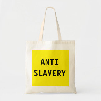 Bag Anti Slavery Yellow
