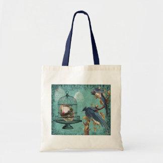 Bag birdcage