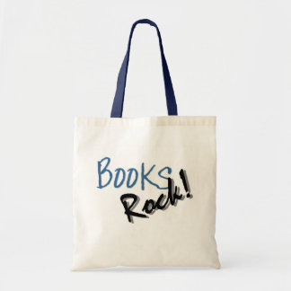 Bag - Books Rock