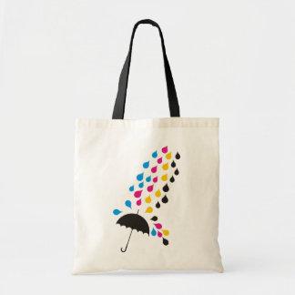 Bag CMYK Rain