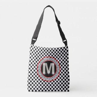 Bag-Custom All-Over-Print Cross Body Bag