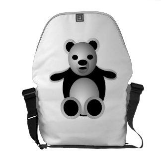 bag design, teddy bear, messenger bags