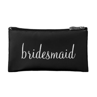 Bag | Fab bridesmaid Cosmetics Bags