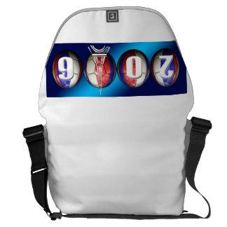 Bag football messenger bag