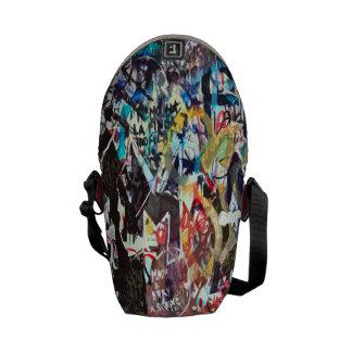 Bag full of love messenger bags