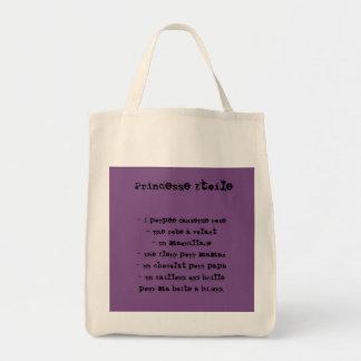 Bag girl Princess Star