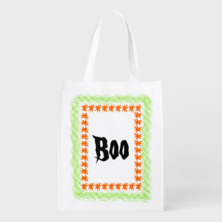 Bag Halloween Trick or Treat Spider Reusable Grocery Bags