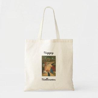 BAG: Happy Halloween Budget Tote Bag