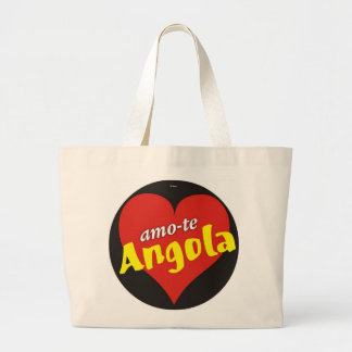 Bag - I love you Angola Heart