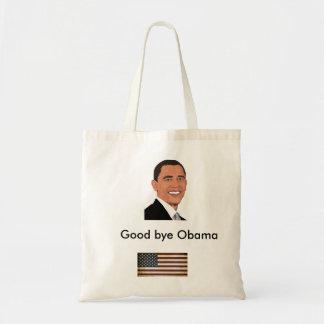 Bag in Obama fabric
