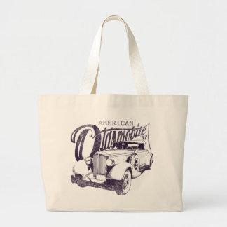 """Bag Jumbo """"American Olds Mobile """""""