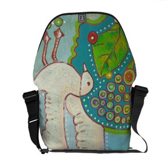 Bag messenger vegan freedom bird messenger bags