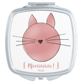 Bag mirror Calisto the Cat