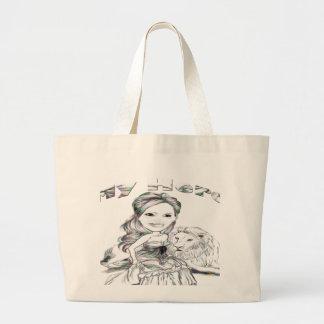 Bag- my hero jumbo tote bag
