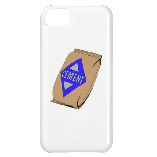 Bag of Cement iPhone 5C Covers