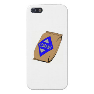 Bag of Cement Cover For iPhone 5