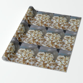 Bag of Popcorn Wrapping Paper