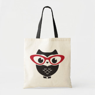 Bag of Simple Trip Nerd Owl