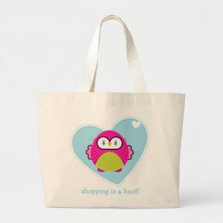 BAG :: owl - hoot