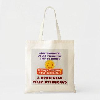 "bag ""Perpignan town of drunkards """