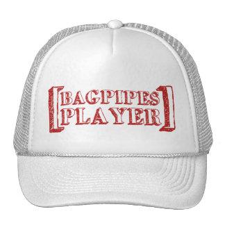 Bag Pipes  Player Cap