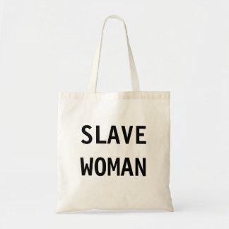 Bag Slave Woman