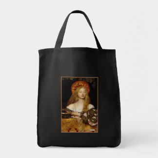 "Bag: ""Vanity"" - by Frank Cadogan Cowper Tote Bag"