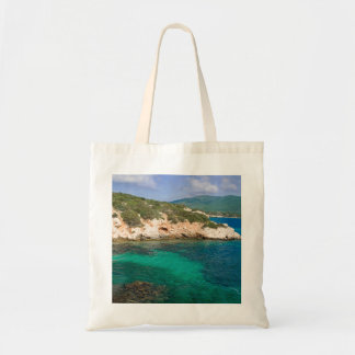 Bag with sea view from Sardinia.