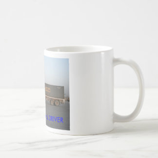 BAGDAD, IRAQ CONVOY MAIL DRIVER COFFEE MUG