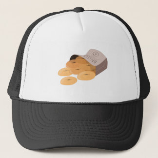 Bagel Bag Trucker Hat