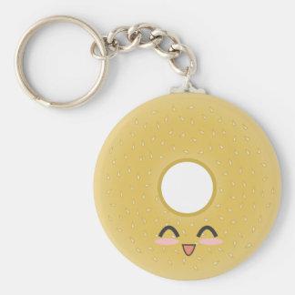 Bagel - Bagel Key Ring