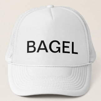BAGEL (hat) Trucker Hat