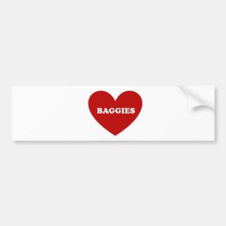 Baggies Bumper Sticker