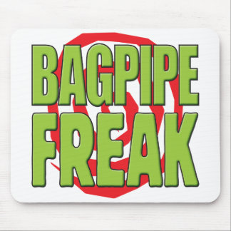 Bagpipe Freak G Mouse Mat