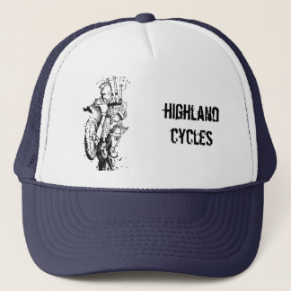 Bagpipe Trucker Hat
