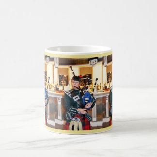 Bagpipers Coffee Mug