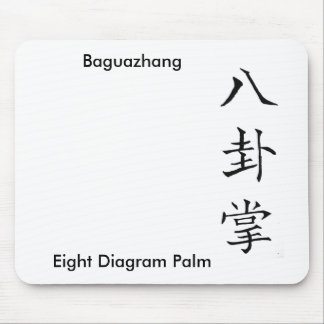 Bagua mousepad