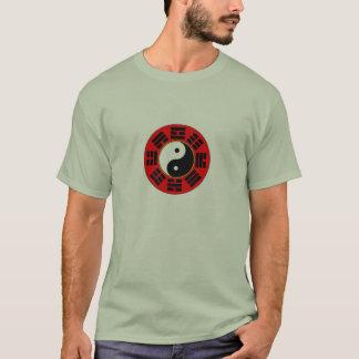 Bagua trigram mens t-shirt