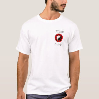 Baguazhang logo shirt