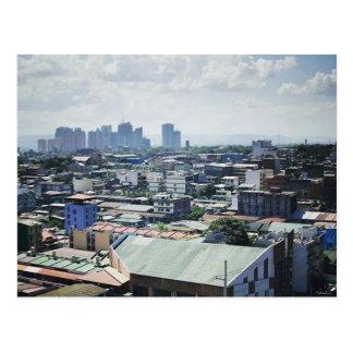 Baguio at a Glance Postcard