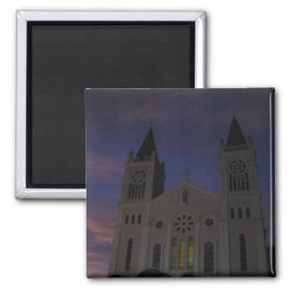 Baguio Cathedral @ Sundown Square Magnet