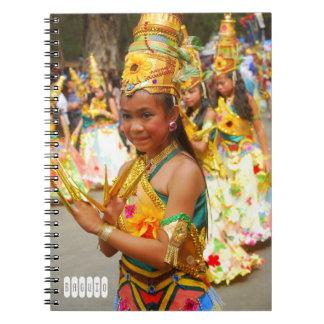 Baguio Festival Notebooks