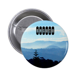 Baguio Tourist Attraction 6 Cm Round Badge