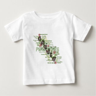 Baguio Tourists Attractions Baby T-Shirt