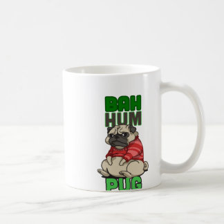 Bah Hum Pug Coffee Mug