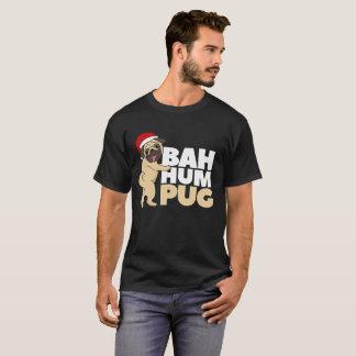 Bah Hum Pug Funny Xmas T-Shirt