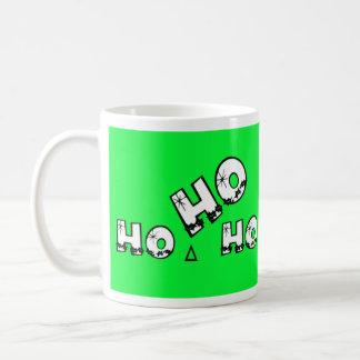 Bah humbug/Ho ho ho mug